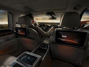 BMW 7 Series Entertainment