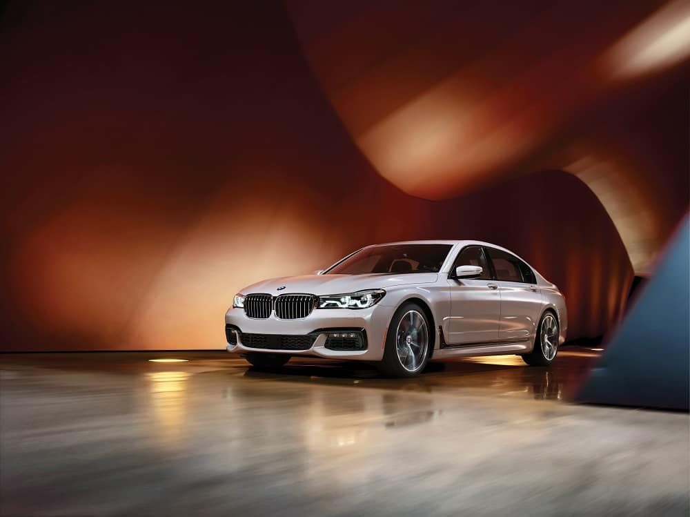 BMW 7 Series Performance