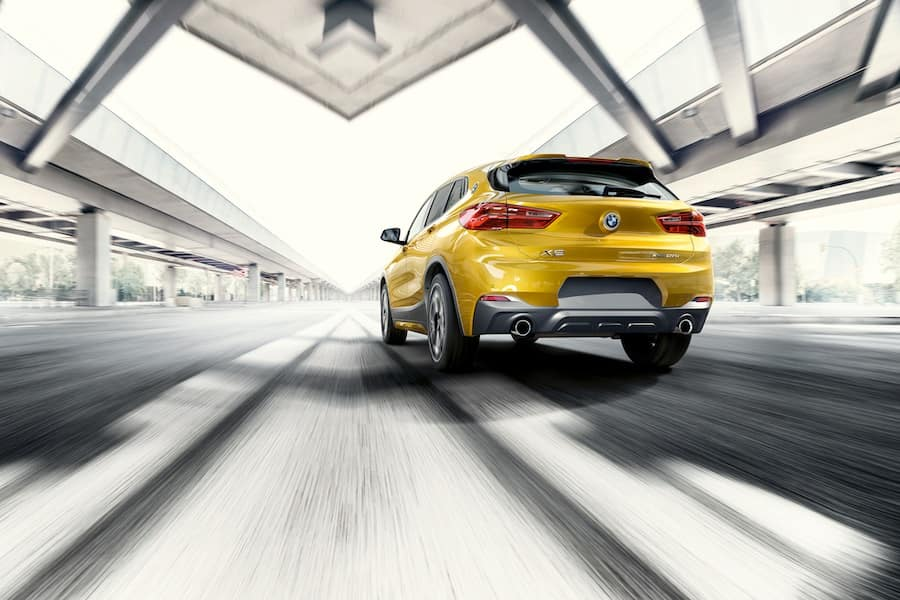BMW X2 Engine Specs