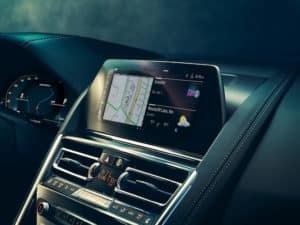 BMW 8 Series Tech Features