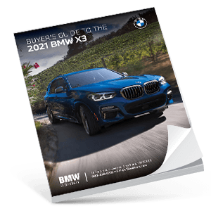 Buyer's Guide to the 2021 BMW X3