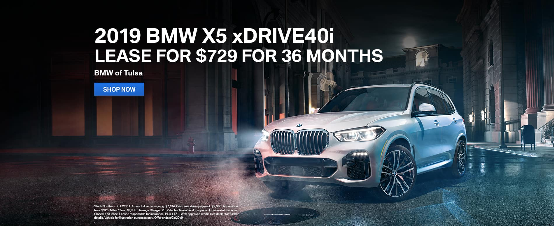 lease-2019-bmw-x5-xdrive40i-for-729-per-month