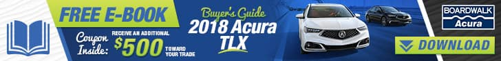 Buyer's Guide to the Acura TLX eBook CTA