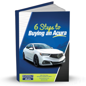 6 steps to buying an acura