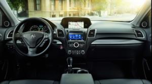 Acura RDX Interior Dashboard