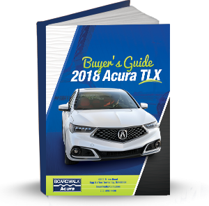 Buyer's Guide to the 2018 Acura TLX eBook Thumbnail