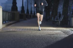 Running in Dark