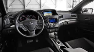 Acura ILX Interior Dashboard