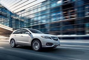 new Acura Models