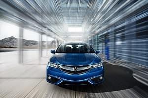 New Acura Car