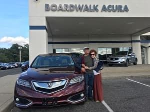 Acura Dealer Ocean City NJ Boardwalk Acura - Acura car dealer