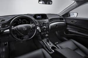 2018 Acura ILX  Ebony interior