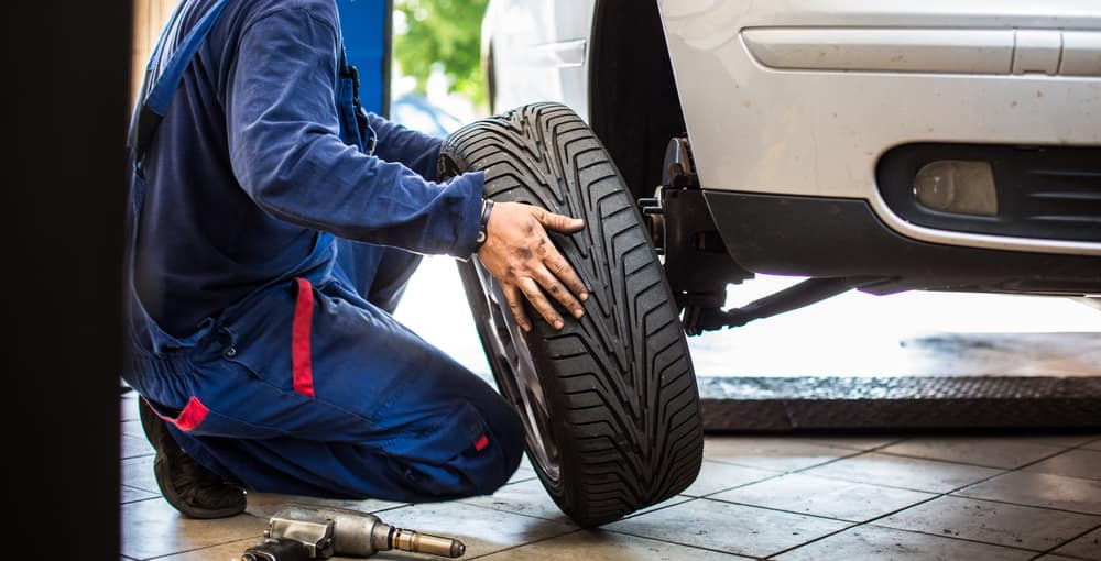 Tire Replacement Near Me