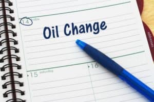 Schedule Oil Change