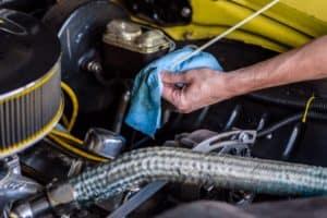 Checking Transmission Fluid