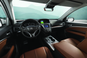 Acura MDX Overview