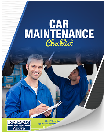 Car Maintenance Checklist eBook Thumbnail