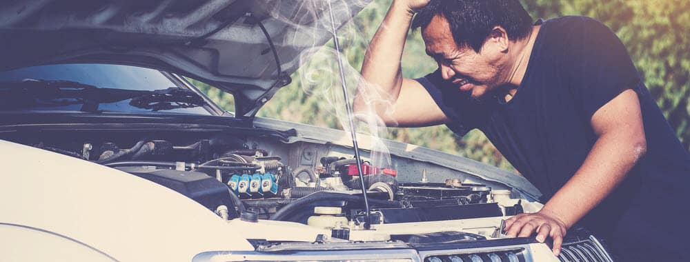 Why Is My Car Overheating?