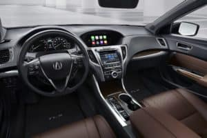 2019 TLX Standard Features