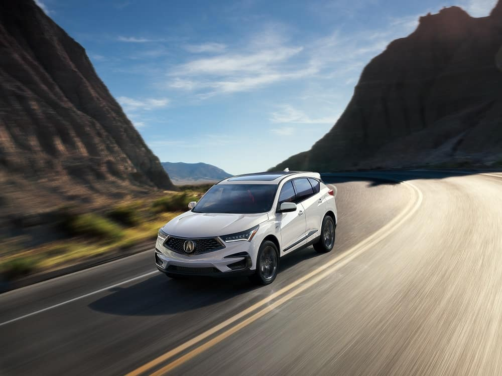 2019 Acura RDX Performance Specs