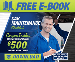 Car Maintenance Checklist eBook CTA