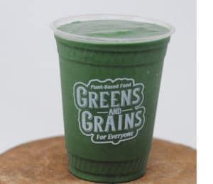 Greens & Grains
