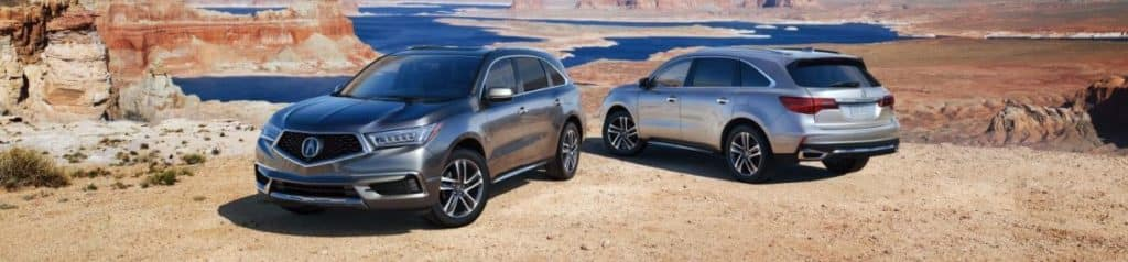 Acura MDX Lease Deals