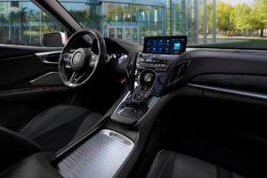 2019 Acura RDX Interior Dashboard