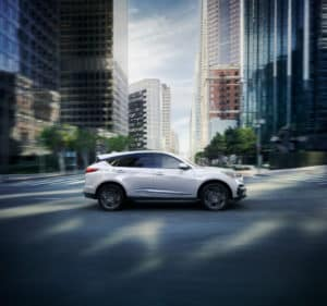 2019 Acura RDX White Diamond Pearl