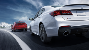 Test Drive the 2019 Acura TLX
