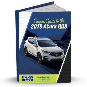 Buyer's Guide to the 2019 Acura RDX