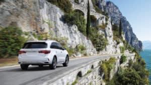 2019 White Acura MDX Trim Levels