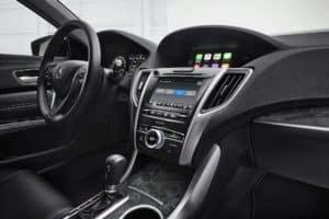 2020 Acura TLX Interior Dashboard