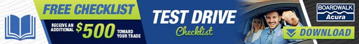 Test Drive Checklist eBook CTA