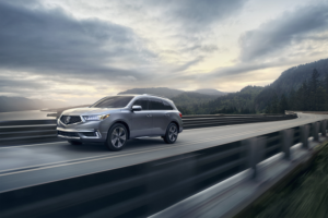 2019 MDX vs 2019 QX60: Performance