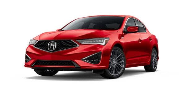 2019 Acura ILX in Performance Red Pearl (1)
