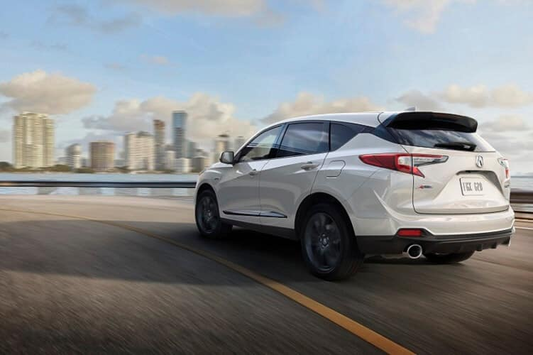 2019 Acura RDX Rear Driver Side
