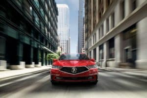 2020 Acura RLX Review