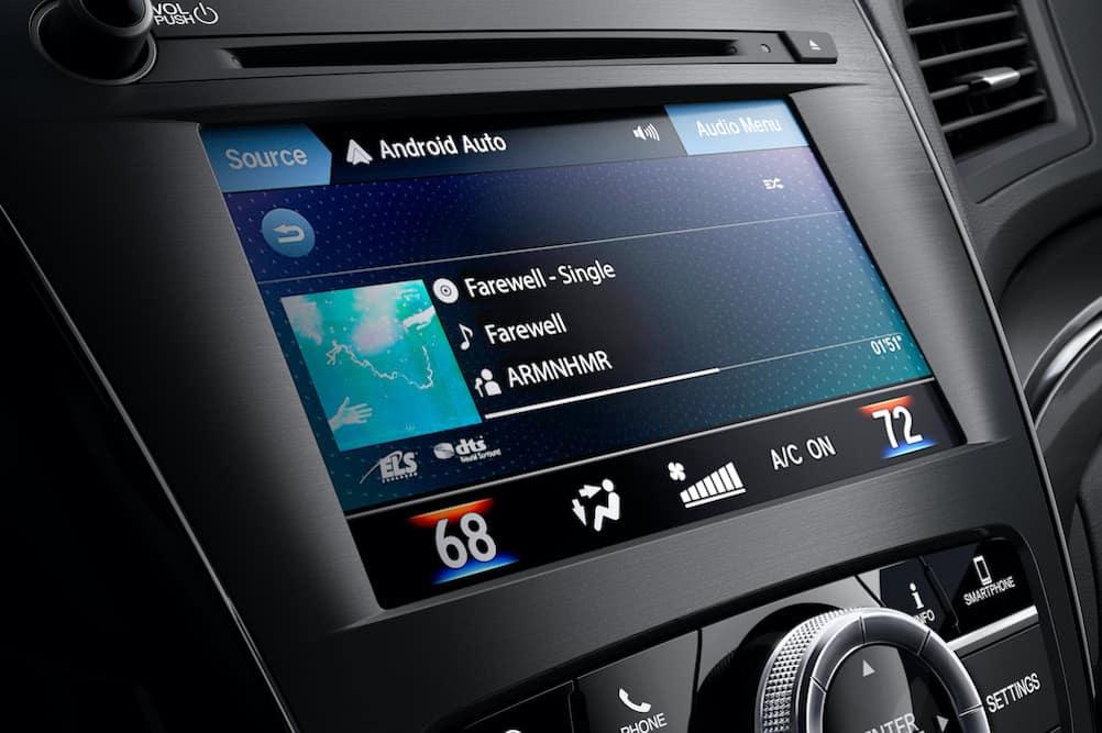 2020 Acura ILX Infotainment