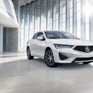 2020 Acura ILX Tech