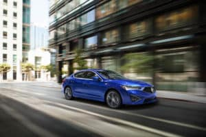 2020 Acura ILX Performance Capabilities