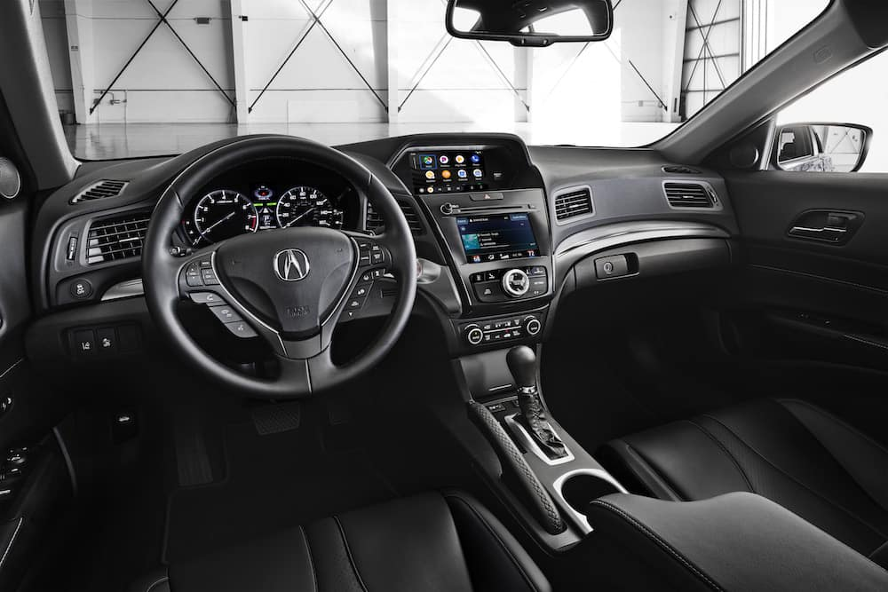 2020 Acura ILX Front Interior