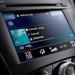 Acura ILX A Spec Screen