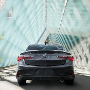 Acura ILX Rear View