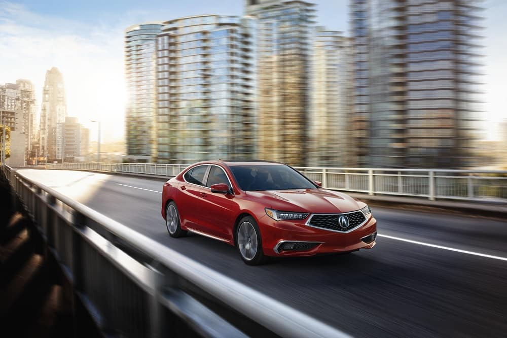 Acura TLX Performance