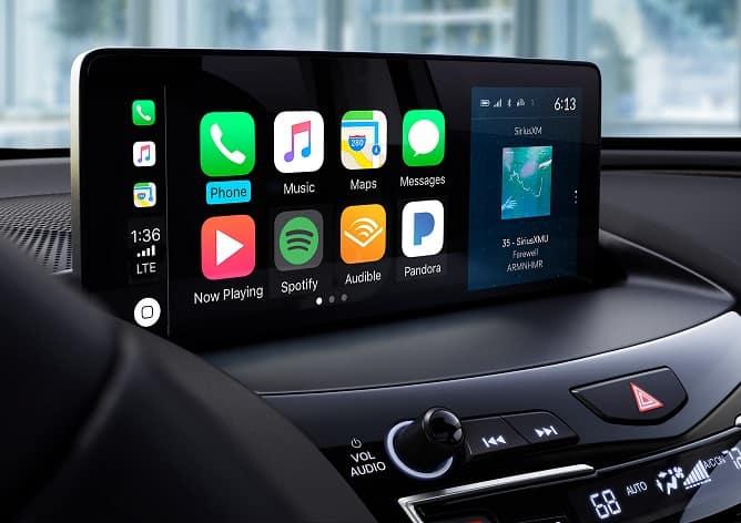 Acura RDX Interior Technology