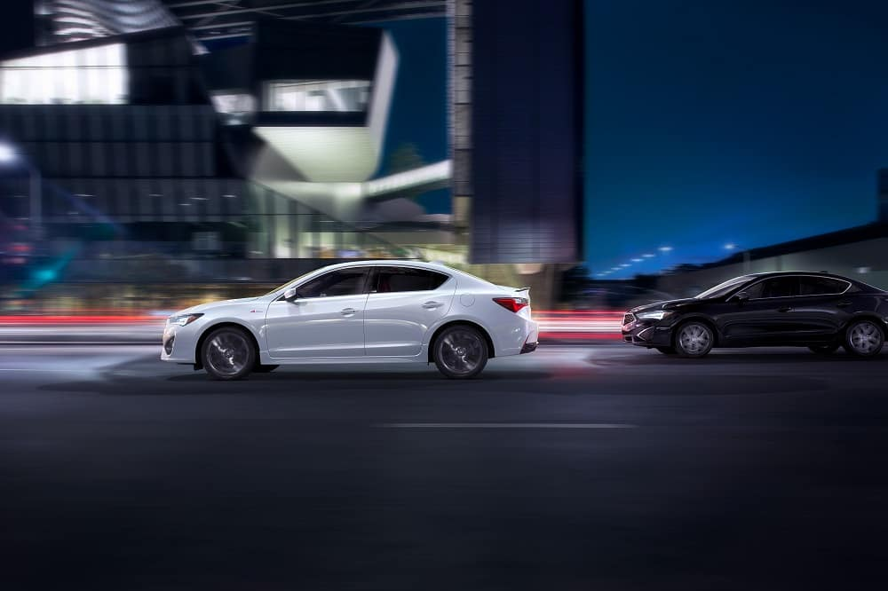 Acura ILX Performance
