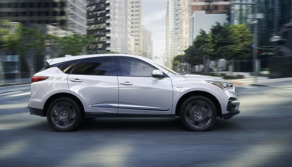 Acura RDX Style
