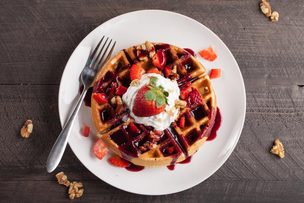 Waffles near Egg Harbor NJ