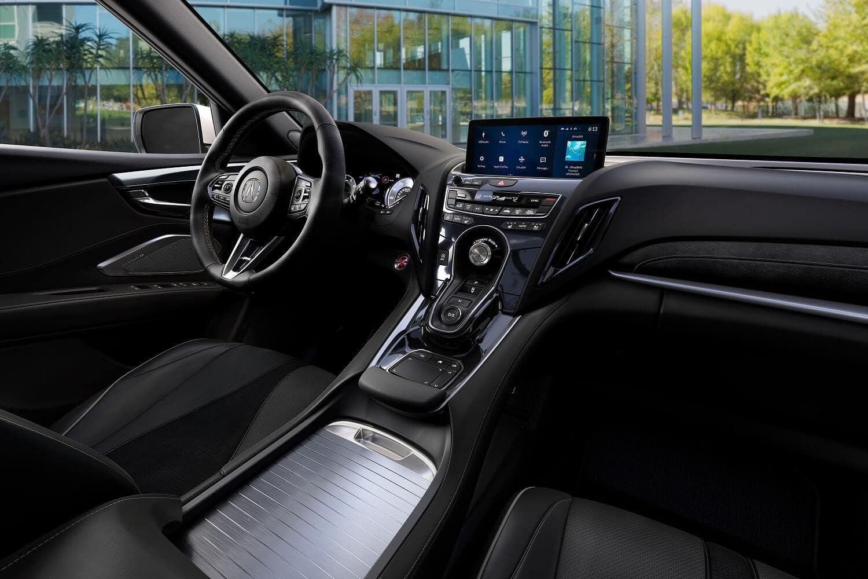 2020 Acura RDX A-Spec Ebony Interior